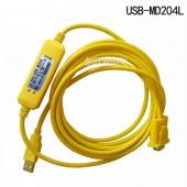 Cáp lập trình USB-MD204L màn hình Xinje, OP320, MD306L